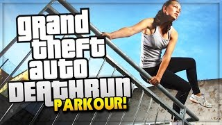 getlinkyoutube.com-GTA 5 Online PARKOUR DEATHRUN | GTA 5 Snipers Vs Runners (GTA 5 Funny Moments)