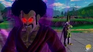 getlinkyoutube.com-Dragon Ball Xenoverse (PS4): DBZanto/Goku Vs Cell/ Hercule (Cell Saga) (Part 19)【60FPS 1080P】