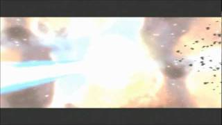 getlinkyoutube.com-PS2 宇宙戦艦ヤマト  主力戦艦「比叡」 拡散波動砲