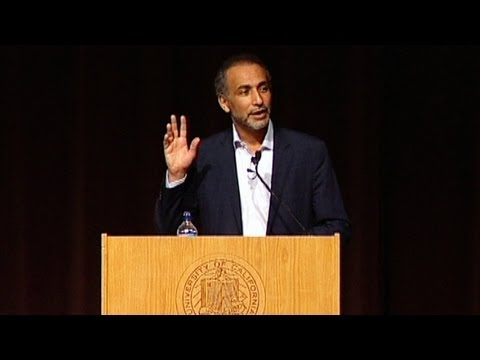 Burke Lecture: Interpreting Islam in Modern Context with Tariq Ramadan