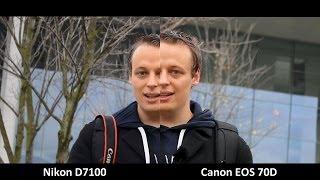 getlinkyoutube.com-Canon EOS 70D vs. Nikon D7100 - Das DSLR-Duell 2013! [Deutsch]