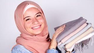 getlinkyoutube.com-كيف يمكن تنسيق الوان الحجاب؟