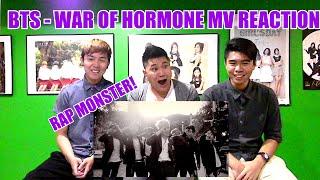 getlinkyoutube.com-BTS(방탄소년단) - WAR OF HORMONE(호르몬 전쟁) MV REACTION (FUNNY FANBOYS)