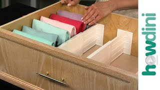 getlinkyoutube.com-How to organize your dresser drawers and fold clothes
