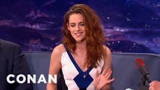 Kristen Stewart Hates Filming