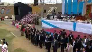 getlinkyoutube.com-Drama - Heme aqui Enviame a mi -  Convencion nacional 2013 Lima - Peru