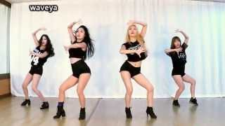 getlinkyoutube.com-Waveya Ailee Don't touch me 에일리 손대지마 cover dance 웨이브야