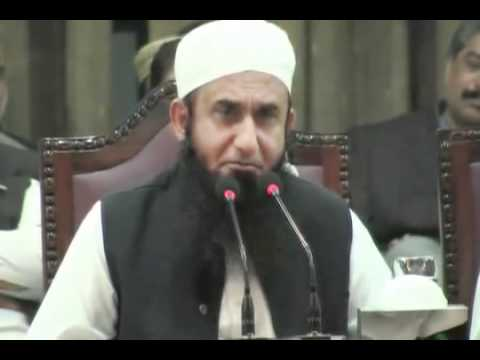 New Bayan Maulana Tariq Jameel  Bayan At Punjab University Lahore 10 march 2011.FLV