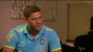 euronews interview - Hulk, Russia and racism