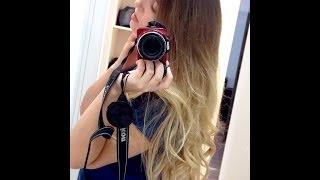 getlinkyoutube.com-Ombré Hair em casa: Imédia Excellence Californianas
