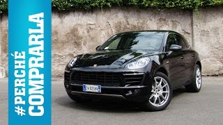 getlinkyoutube.com-Porsche Macan (2014) | Perché comprarla... e perché no