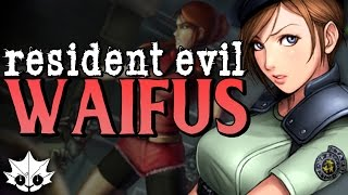 Top 10 Resident Evil Waifus