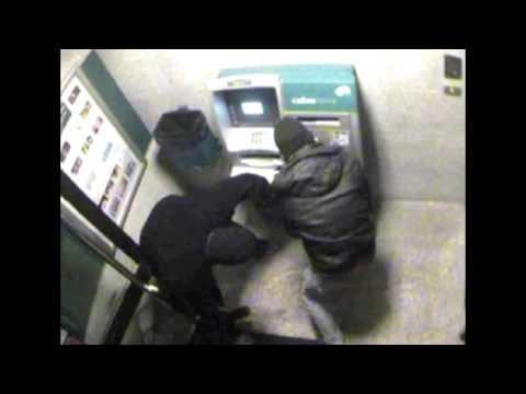 OPERACIÓN ARISTA. Desarticulado un grupo criminal que violentaba cajeros automáticos utilizando gases explosivos.