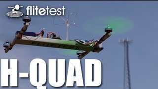 getlinkyoutube.com-Flite Test - H-Quad Multirotor - REVIEW