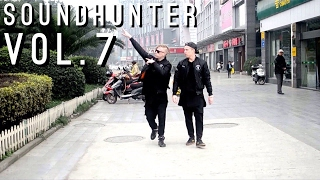 getlinkyoutube.com-Mad Twinz x Inkie - Soundhunter vol.7 China, Китай