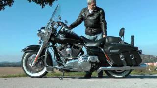 getlinkyoutube.com-BSL Sound Harley Davidson Road King Classic 2010