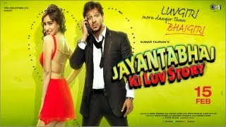 Jayantabhai Ki Luv Story - Official Trailer