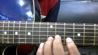 getlinkyoutube.com-Chole Gecho Tate Ki - Lead Guitar Tutorial