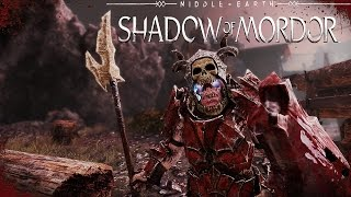 getlinkyoutube.com-The Strongest Warchief In Mordor - Middle Earth Shadow Of Mordor Gameplay (PC)