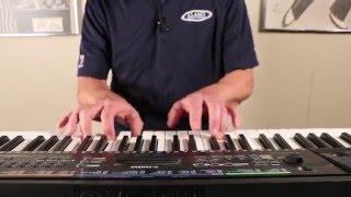 getlinkyoutube.com-Yamaha PSR-E253 Demo & Review