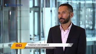 MCI Capital SA, Tomasz Czechowicz - Prezes Zarządu, #51 PREZENTACJE WYNIKÓW