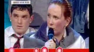 getlinkyoutube.com-Catherine Tate and McFly  - Lauren - Am i bothered?