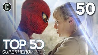 Top 50 Superhero Movies: The Amazing Spider-Man - #50