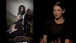 getlinkyoutube.com-Caitriona Balfe discusses the sex and intimacy in Outlander