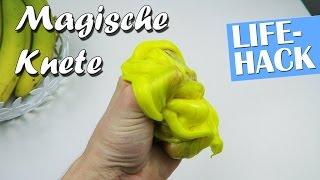 getlinkyoutube.com-Magische Knete selber machen - Lifehack