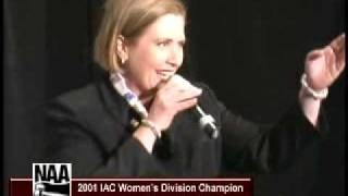 JillMarie Wiles, CAI, BAS, 2001 International Auctioneer Champion