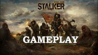 STALKER Online BETA GamePlay Max Graphics [1080p]