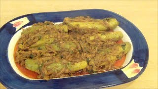 getlinkyoutube.com-Potoler Dolma recipe (episode 37) by ruptush Diner - Bengali Cooking Show