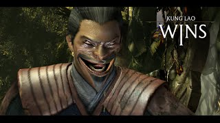 getlinkyoutube.com-Mortal Kombat X - All Characters Swapping Victory Poses with Reptile ( Nightmares )