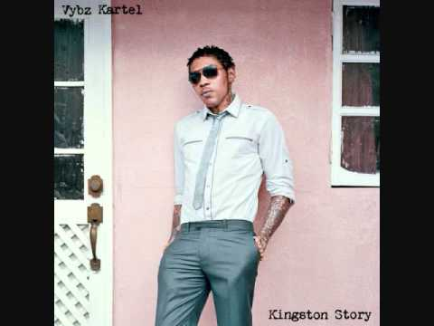 Vybz Kartel- Freestyle (Kingston Story)
