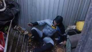 getlinkyoutube.com-How Batman broke his leg