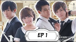 getlinkyoutube.com-[Engsub] Black Sky Coffee House - Vestige of Shu - Ep 1