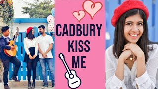 Cadbury Kiss Me Song Cover | Sejal Kumar