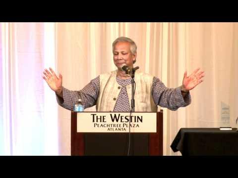 2012 Keynote presentation - Prof. Muhammad Yunus