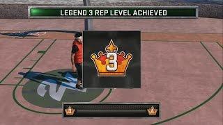 getlinkyoutube.com-NBA 2K16 - I Hit Legend 3 ! Its Littt!