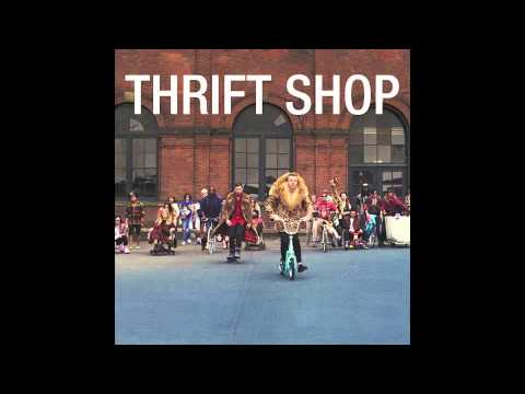 Macklemore and Ryan Lewis - Thrift Shop Instrumental
