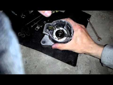 2# Разборка стартера. Starter disassembly Honda Odyssey RB1