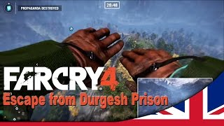 Far Cry 4 - Escape from Durgesh Prison Walkthrough