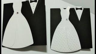 getlinkyoutube.com-Como fazer Convites de casamento personalizados