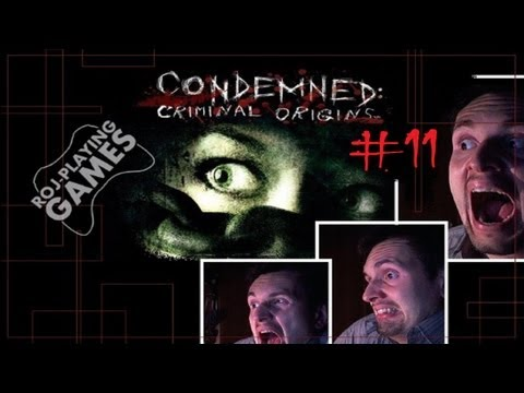 SHITSTORM w gaciach - CONDEMNED: Criminal Origin #11 (Roj-Playing Games!) 18+