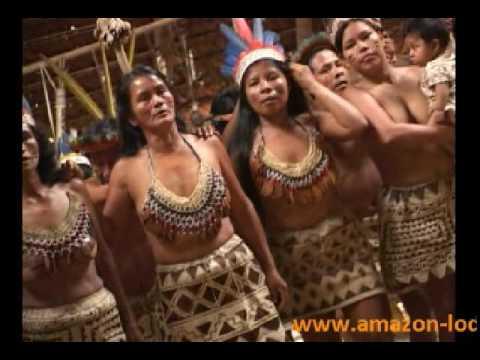 Bora Indians of the Amazon