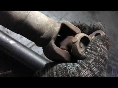 Замена переднего кардана на Инфинити FX
