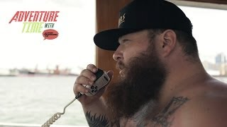 Action Bronson - Adventure Time Vlog (New Zealand)