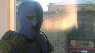 getlinkyoutube.com-Documentary #003 Knight Warrior [Real Life Super Hero]