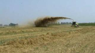 getlinkyoutube.com-Claas Jaguar quick baler 1