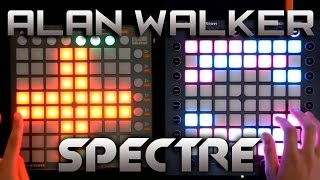getlinkyoutube.com-Alan Walker - Spectre [Dual Launchpad Edition]